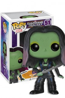 Pop! Marvel: Guardianes de la Galaxia - Gamora