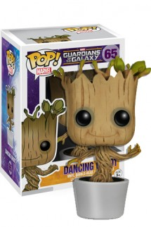 Pop! Marvel: Guardianes de la Galaxia - Dancing Groot