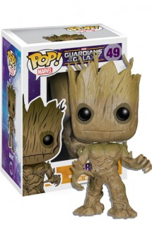 Pop! Marvel: Guardianes de la Galaxia - Groot
