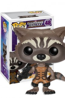 Pop! Marvel: Guardianes de la Galaxia - Rocket Raccoon