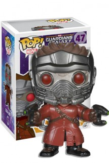 Pop! Marvel: Guardianes de la Galaxia - Star Lord