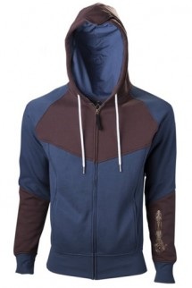 Assassin´s Creed Unity Hooded Sweater Bronze Printed Art