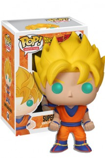 Pop! Animation: Dragonball Z - Super Saiyan Goku