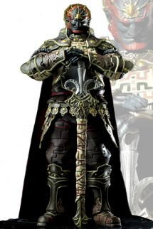 The Legend of Zelda Twilight Princess - Ganondorf 30 cm