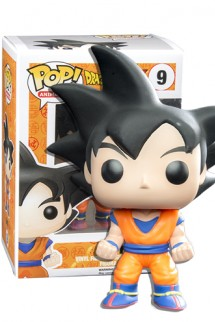 Pop! Animation: Dragon Ball Z - Goku ¡EXCLUSIVA!