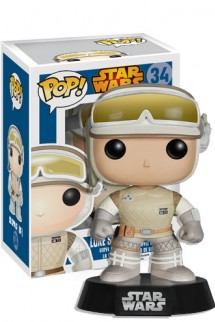 Pop! Star Wars: Hoth Luke Skywalker