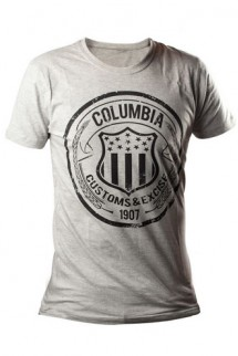 Bioshock Infinite Camiseta Columbia