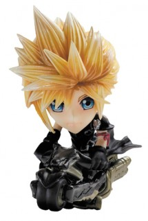 Final Fantasy: Trading Arts Kai: Cloud Mini Figure