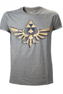 Zelda Vintage, Green Shirt