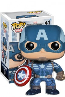 Pop! Marvel: Capt. America Movie 2 - Captain America