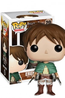 Pop! Animation: Ataque a los Titanes - Eren Jaeger