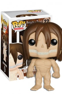 Attack on Titan POP! Vinyl Figure Eren Titan Form 10 cm