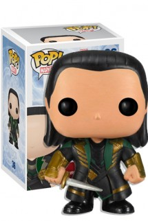 Pop! Marvel: Thor the Dark World - Loki