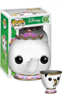 Pop! Disney: Mrs. Potts and Chip
