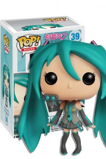 Pop! Animation: Vocaloid - Hatsune Miku