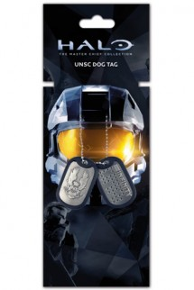 "Colgante - Halo Master Chief Collection ""UNSC"""