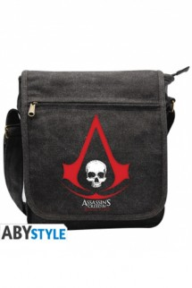 ASSASSIN'S CREED messenger bag Crest and Skull Small size