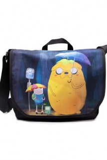 Adventure Time - Finn & Jake Totoro Messenger Bag