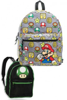 Nintendo - Reversible BP 1up & Field