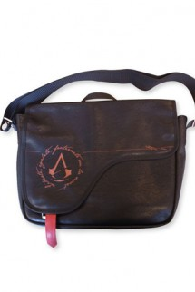 Assassins Creed Unity - Black Messenger Bag