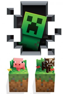 Creeper Inside Wall Cling