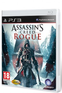 Assassin´s Creed Rogue - PlayStation 3
