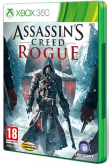 Assassin´s Creed Rogue - XBOX 360