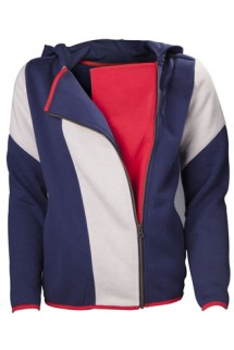 Assassins Creed Unity Hoodie, Blue, Femal
