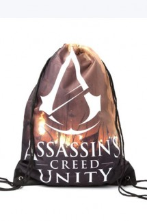 Assassins Creed Unity - Black, Rue Rev Gymbag
