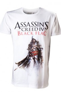 "Camiseta - Assassin´s Creed IV: Black Flag ""Edward Kenway"""