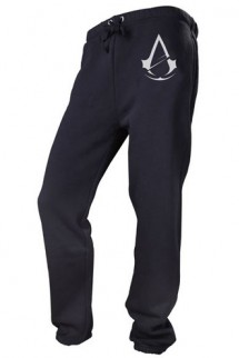 Assassins Creed Unity Black Lounge Pants