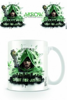 "Taza - Arrow ""Shoot For Justice"""