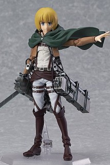 Good Smile Attack on Titan: Armin Arlert Figma Action Figure EXCLUSIVE!!
