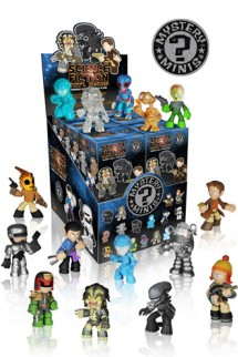Mystery Minis: Science Fiction