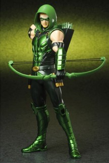 "DC Comics Estatua ARTFX+ ""Green Arrow"" NEW 52"