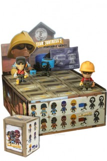 "Mini Figuras - Series 1 ""Team Fortress 2""  8cm."
