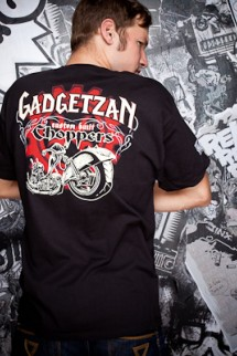 "Camiseta - World of Warcraft ""Choppers de Gagetzan"""