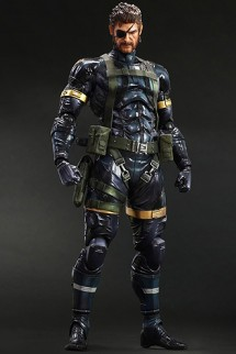 Play Arts Kai - Metal Gear Solid V Ground Zeroes: Snake
