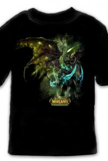 "Camiseta - World of Warcraft ""Burning Crusade"" Illidan"