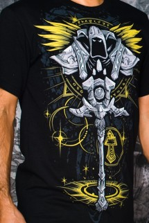 T-shirt- World of Warcraft - Priest