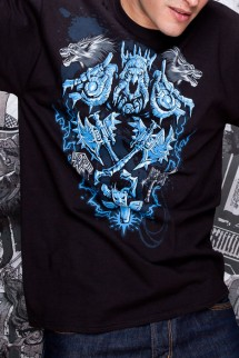 Camiseta - World of Warcraft - CHAMÁN