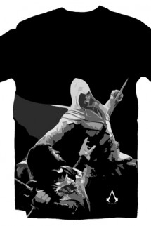 "Camiseta - Assassin´s Creed Brotherhood ""Muerte desde arriba"""