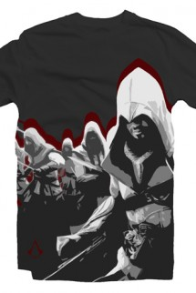 "Camiseta - Assassin´s Creed Brotherhood ""La Hermandad"""