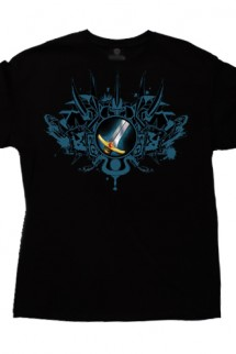 Camiseta - World of Warcraft - Clase Guerrero