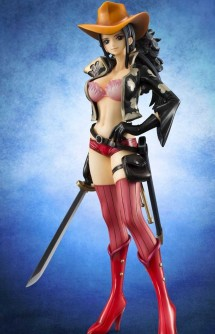 "Figure - P.O.P Edition Z: ONE PIECE ""Nico Robin"" 23cm."