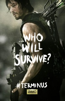 "Maxi Póster - The Walking Dead ""Daryl Survive"" 61x91,5cm."