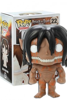 "Pop! Animation: Ataque a los Titanes - Eren Forma Titán ""RAGE EXCLUSIVE"""