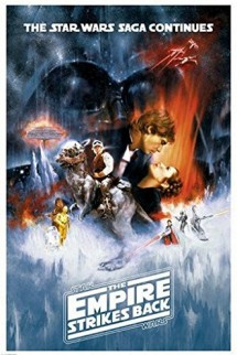 "Maxi Poster - STAR WARS: EPISODE V ""The Empire Strike Back"" 98x68cm"