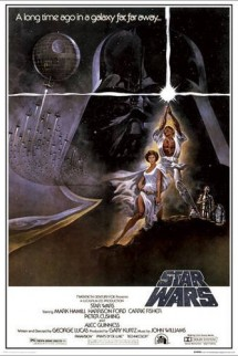 "Maxi Poster - STAR WARS: EPISODE IV ""A long time..."" 98x68cm"