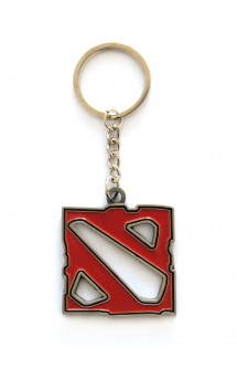 Dota 2 Bottle Opener Keychain